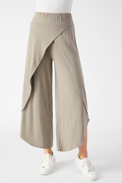 Grace Hill Wrap Knit Pant