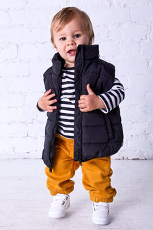 Pumpkin Patch Padded Vest