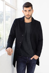 Men's Wool Blend Coat