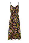 Kaleidoscope Floral Slip Dress