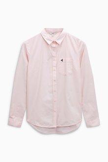 Next Pink Oxford Shirt - 224209