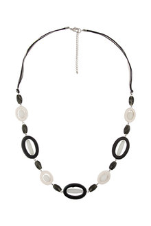 Amber Rose Ringmaster Long Necklace