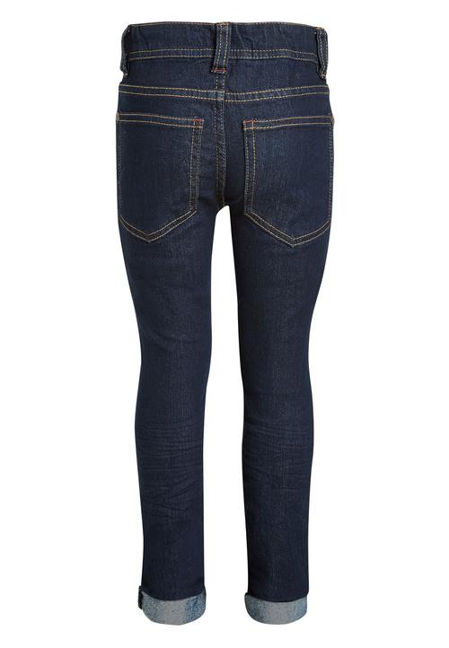 Next Dark Wash Skinny Fit Jeans (5-16yrs)