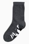 Next Camouflage Footbed Socks Five Pack (Older)