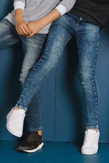 Next Acid Wash Skinny Fit Jeans - 224465