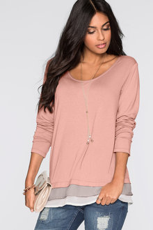 Urban Layer Look Top