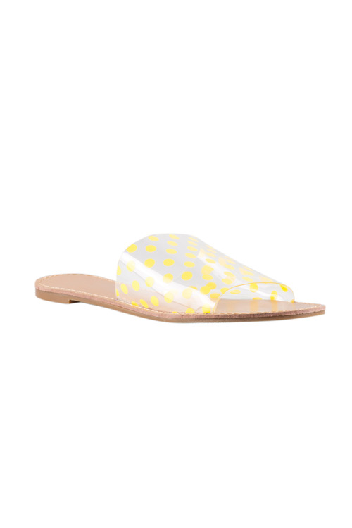 Plus Size - Wide Fit Tracy Sandal