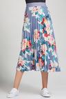 Capture Pleated Skirt