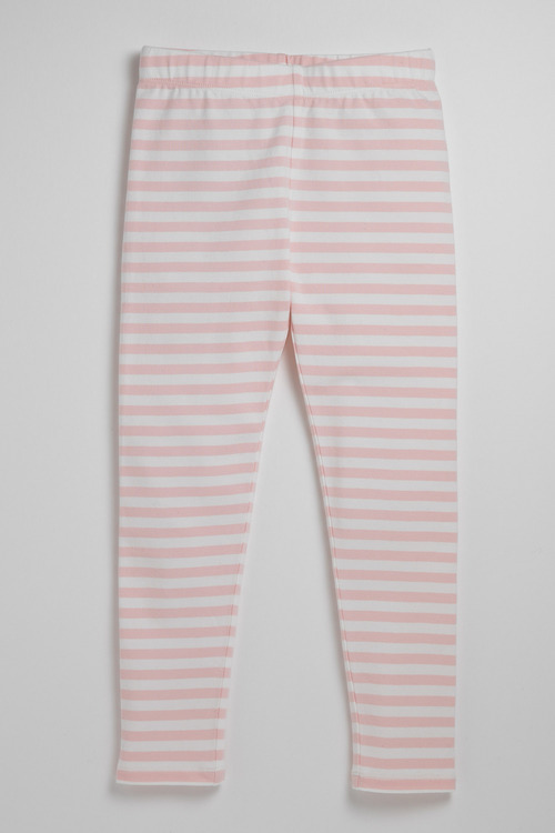 Pumpkin Patch Cotton Elastane Stripe Legging