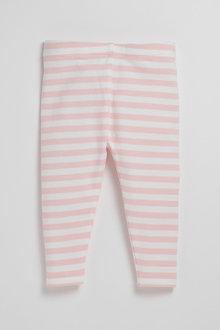 Pumpkin Patch Cotton Elastane Stripe Legging