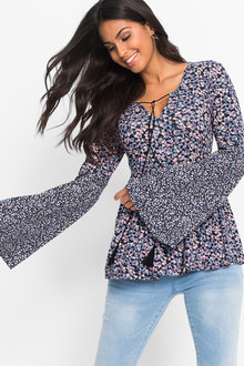 Urban Bell Sleeve Top - 224599