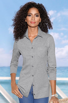 Capture European Long Sleeve Jersey Shirt - 224608