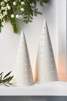 Cone Tealight Ornament