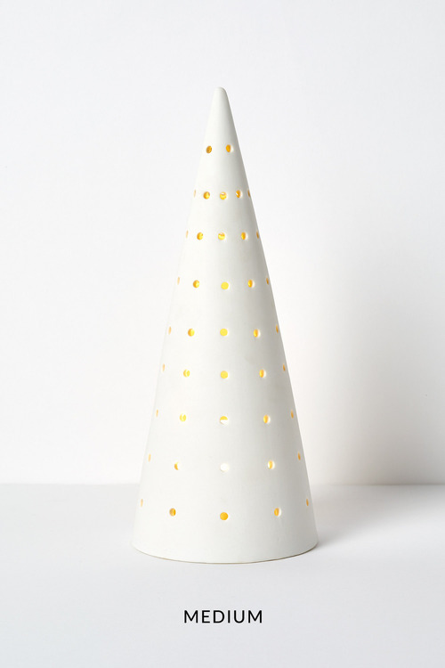 Cone Tealight Ornament