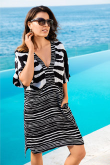 Capture Swimwear Woven Cover Up - 224667