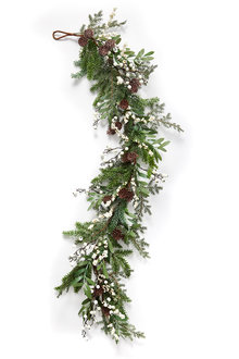 Snow Berry Garland