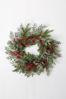 Cherry Berry Wreath