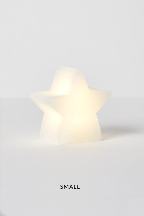LED Star Candle