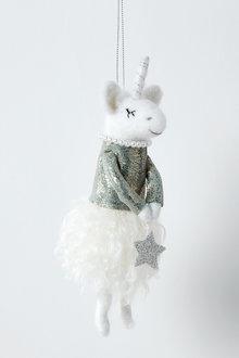 Disco Unicorn Hanging Decoration