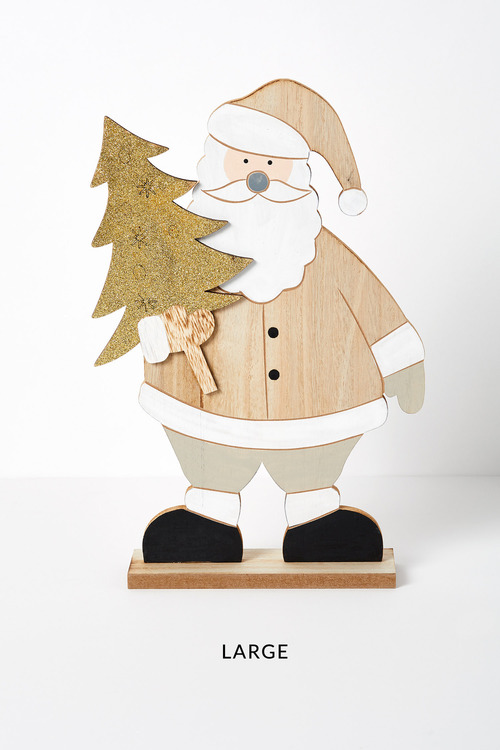 Santas Tree Ornament