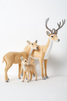 Woodland Reindeer Ornament