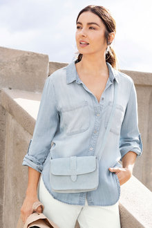 Capture Chambray Shirt