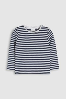 Next Stripe Pointelle Top (3mths-6yrs)
