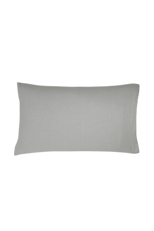Hampton Linen Pillowcase Pair