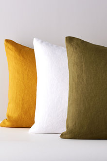 Hampton Linen Pillowcase Pair - 224791