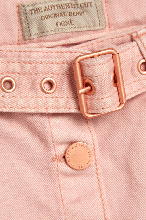 Next Utility Denim Skirt (3-16yrs)