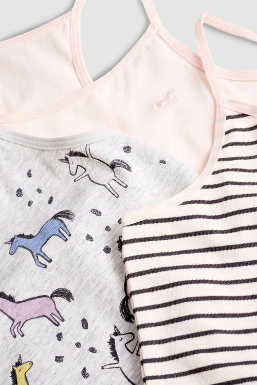 Next Unicorn Camis Three Pack (1.5-16yrs)