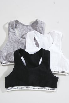 Next Crop Tops Three Pack (Older) - 224826