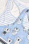 Next Koala Crop Tops Three Pack (Older)