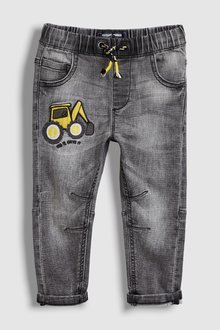 Next Pull-On Digger Jeans (3mths-6yrs)