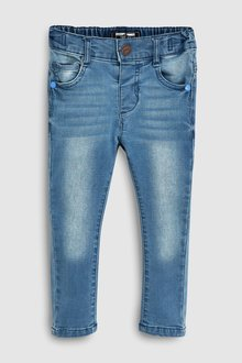 Next Super Soft Skinny Jeans With Stretch (3mths-7yrs)
