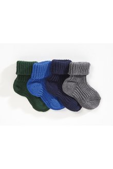 Next Thermal Boot Socks Four Pack (Younger)