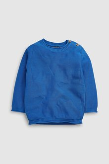 Next Star Ripple Knit Jumper (3mths-7yrs)