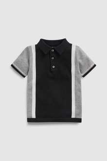 Next Colourblock Polo (3mths-6yrs)