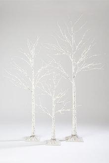 Prelit Birch Tree - 224915