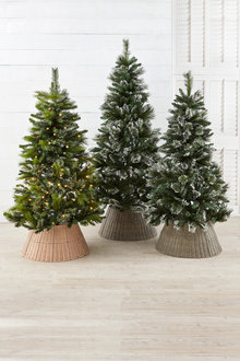 Frosted Christmas Tree - 224917