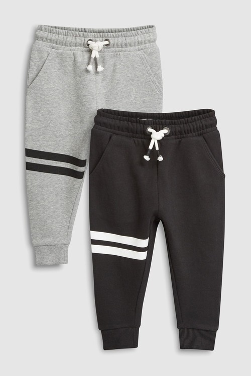 Next Two Pack Joggers (3mths-6yrs)