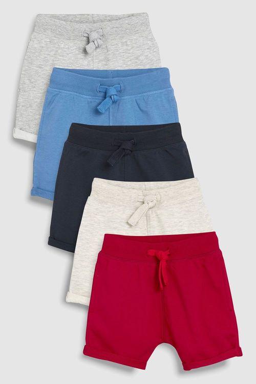 Next Shorts Five Pack (3mths-6yrs)