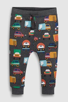 Next Car All Over Print Joggers (3mths-7yrs)