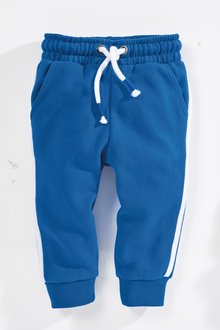 Next Side Stripe Soft Touch Joggers (3mths-7yrs)