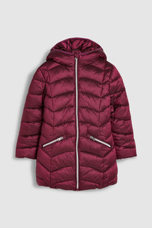 Next Long Padded Jacket (3-16yrs)