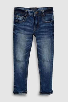 Next Rip Knee Skinny Jeans (3-16yrs)
