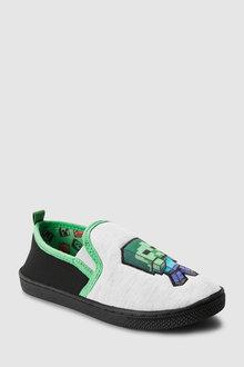 Next Minecraft Slippers (Older)