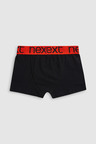 Next Bright Waistband Trunks Seven Pack (2-16yrs)