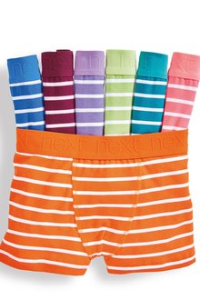 Next Stripe Trunks Seven Pack (2-16yrs)