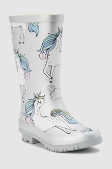 Next Unicorn Wellies (Older)
